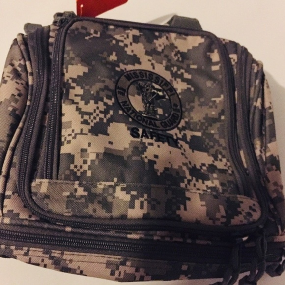 unbranded Other - Mississippi National Guard Safety Bag New W/O Tags